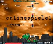 Angry turtle kostenlose Tier spiele