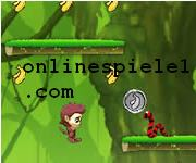 Jumping Bananas Tier online spiele